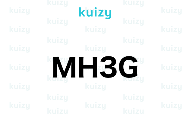 MH3G