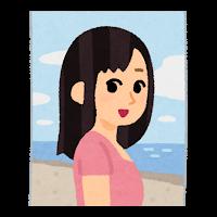 坂道系のイラスト