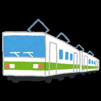 鉄道のイラスト